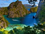 Coron islands-Phillippines