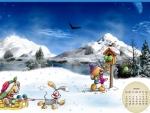 Happy winters day
