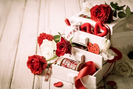 rose and love
