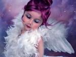 Dreaming little Angel