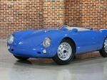 1955 - 1956 Porsche 550 Spyder