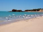Broome beach Western Australia