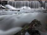 Breuil Waterfall, France
