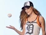 Tigers Fan ~ Nina Agdal
