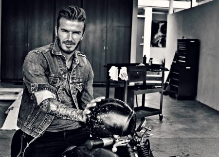 David Beckham Models Male People Background Wallpapers On