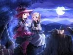 Friendly Witch