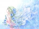 Blue Ninfa