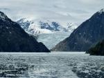 Floating Ice on the Lake