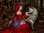 Wolf &Girl