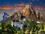 Neuschwanstein Castle Lookout