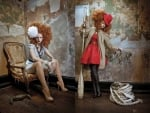 Tiah Eckhardt - supermodel -