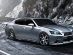 lexus gs 350 f sport supercharged