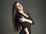 Yulia Bonya - model -
