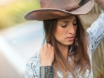 Expressive Cowgirl