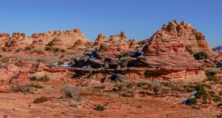 Souch Coyotes Buttes Wilde - mountain, cool, desert, nature, fun