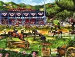 Country Horse Show F
