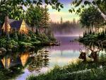 Paradise Bayou
