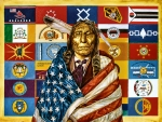 Flags of the Native American People