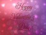 Valentine Hearts Bokeh