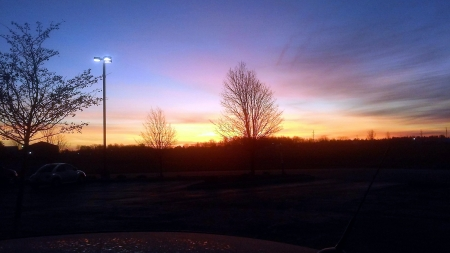 Ohio Sunrise