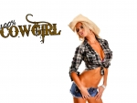 100% Cowgirl........