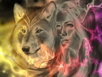 'Guardian spirits of the forest'......
