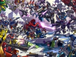 transformers generation