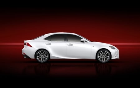 lexus is - lexus, sedan, sports, car