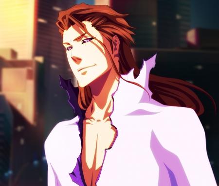 Aizen Bleach Anime Background Wallpapers On Desktop Nexus Image 2079499