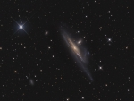 Galaxies in the River