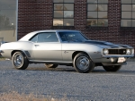 With its Hemi-Crossram, Check Out the Rarest 1969 Camaro Ever
