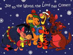 Pooh Christmas Carols