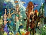 mermaids party