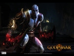 Kratos God of War 3