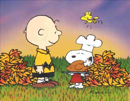 Charlie Brown - thanksgiving, charlie brown