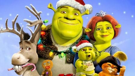 Shrek Forever After 2010 Movies Entertainment Background Wallpapers On Desktop Nexus Image 2080097
