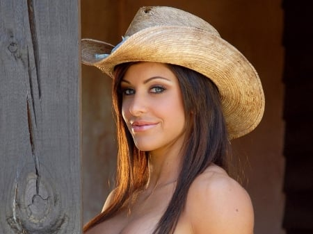 Cowgirl Jamie Ford