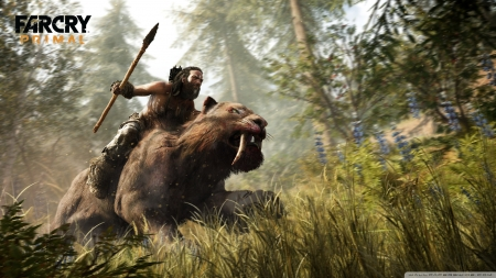 Far Cry Primal Other Video Games Background Wallpapers