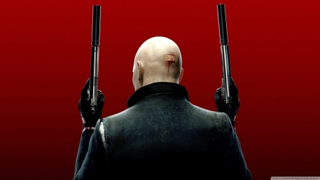 Hitman - Absolution - Video Game, Absolution, Assassin, stealth, Hitman