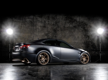 lexus is f five axis project - five, axis, lexus, project