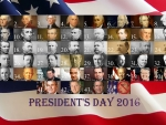 Presidents Day 2016......