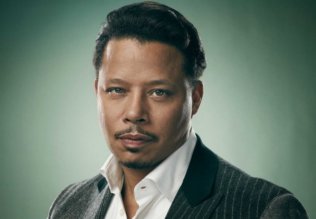 TERRENCE HOWARD - Singer, Theater, Actor, Green