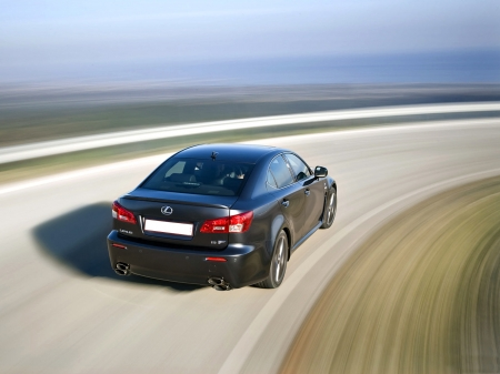 lexus is f - lexus, sedan, sports, car