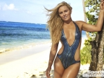 Lindsey Vonn body paint