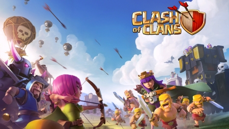 Clash of clans hd wallpaper other video games background clash of clans hd wallpaper voltagebd Choice Image