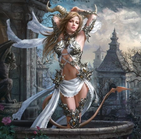 Beautiful Fantasy Art Princess