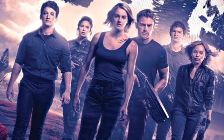 The Divergent Series Allegiant 2016 Movies Entertainment Background Wallpapers On Desktop Nexus Image 2085551