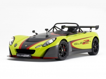 lotus 2 eleven - race, lotus, eleven, car