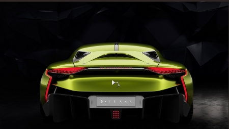 DS E-Tense concept (2016) - ds automobiles, french luxury car, citroen, ds