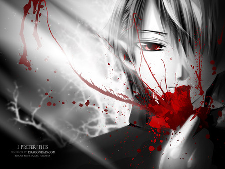 Bloody Kiss Other Anime Background Wallpapers On Desktop Nexus Image 209565